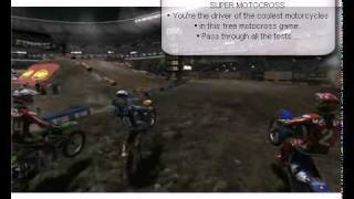MX vs ATV Reflex Supercross Gameplay  HD : Free Download Games