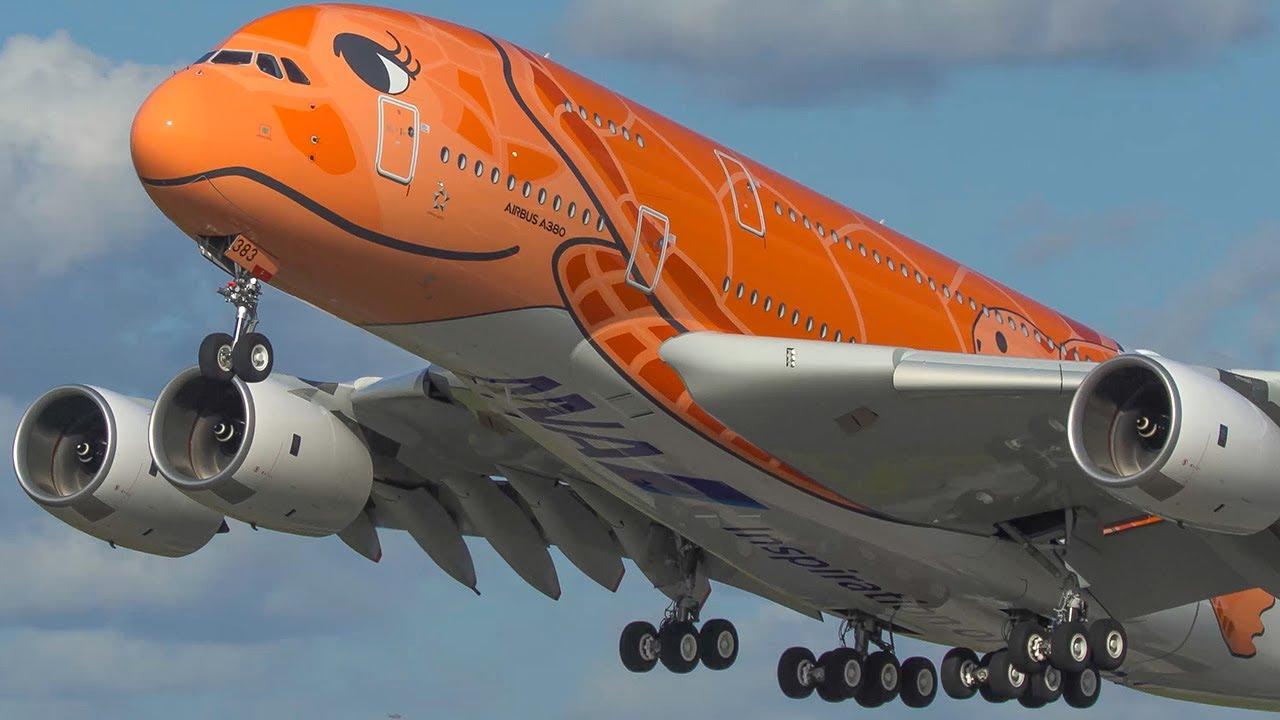 Download TOP 10 AVIATION MOMENTS of 2020 - AIRBUS A380, HARD LANDINGS, BIRDSTRIKE ... (4K)