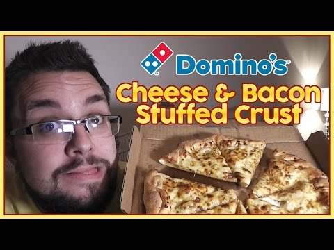 Domino's Bacon & Cheese Stuffed Crust Review