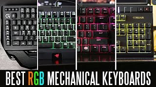Best RGB Mechanical Gaming Keyboards (2016)