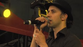 Maximo Park  Live - Waves of Fear @ Sziget 2012