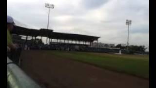 Fort Worth Cats Player Introduction