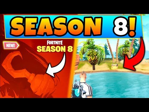 Fortnite SEASON 8 TEASER, PIRATES, + TILTED Being Destroyed?! - 7 Clues & Theories in Battle Royale! thumbnail