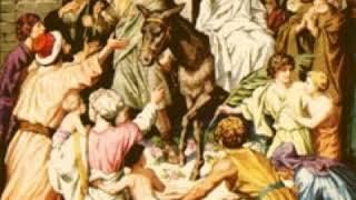 Вход Господень в Иерусалим (стих Р.Березова)