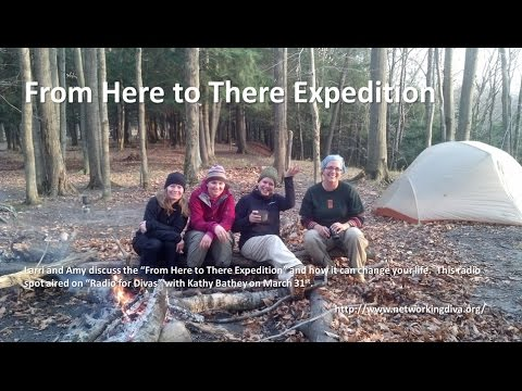 From Here to There Expedition Radio Spot