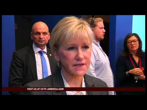 Sweden officially recognizes state of Palestine
