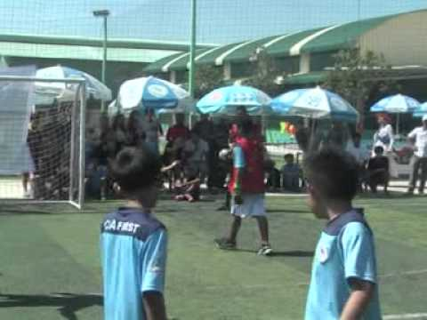 4th Human Rights Soccer Tournament news report by TV3