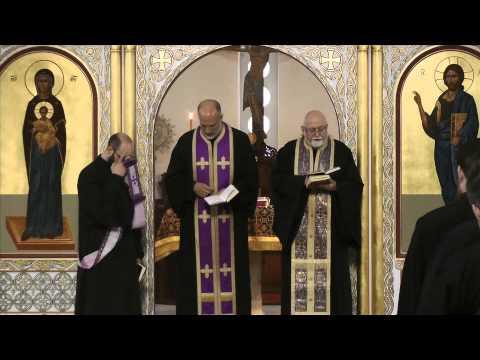 Trisagion Prayers For Boston Marathon Victims At Hellenic College Holy Cross