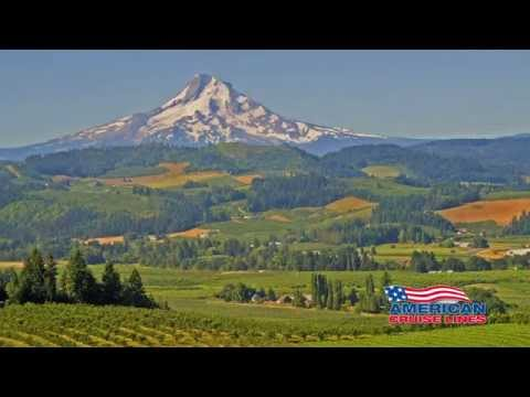 American Cruise Lines - Columbia and Snake River Cruise