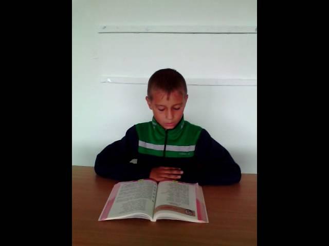 Вадим Бурханов читает произведение «Листопад» (Бунин Иван Алексеевич)