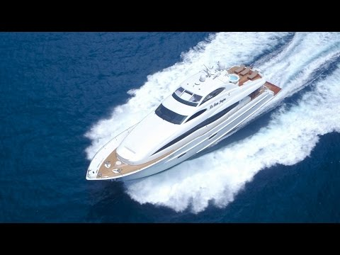 Yacht For Sale - 2009 Lazzara 116' MotorYacht - Le Bon Jou Jou