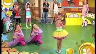 "Лиза Муравьева  ""Хочу на Багамы""  8 лет (Liza Muravieva)"