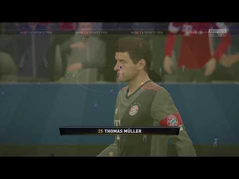 FIFA 17 - Gol do Bayern München (otaviorocha11)