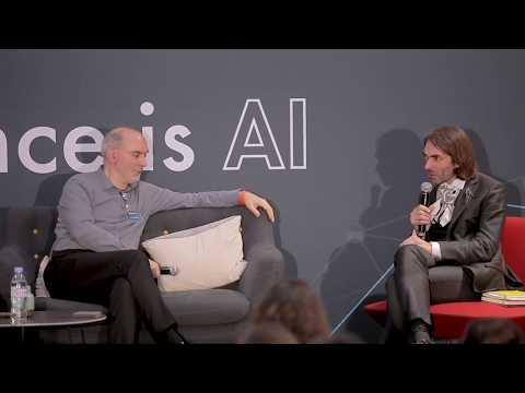 Cédric Villani at France is AI 2017: AI: France roadmap (OPECST)