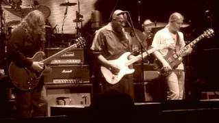 Allman Brothers feat. Buddy Guy- The Sky Is Crying pt 2 (Thur 3/12/09)