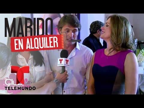 Marido en Alquiler | Club de Noveleras - Chismecitos de   | Telemundo Novelas