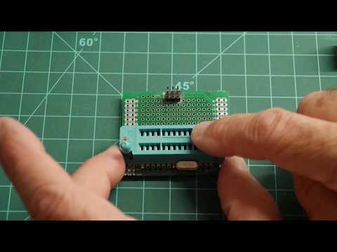 #206 ISP Programming Arduino