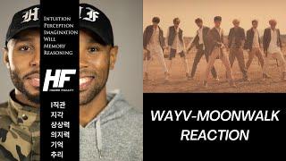 Wayv - Moonwalk Reaction Video (Higher Faculty)