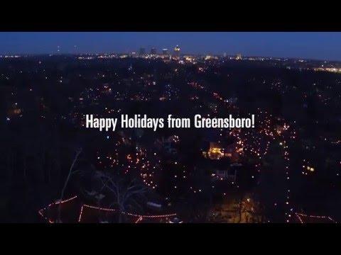 Greensboro's got the most festive 5K EVER!