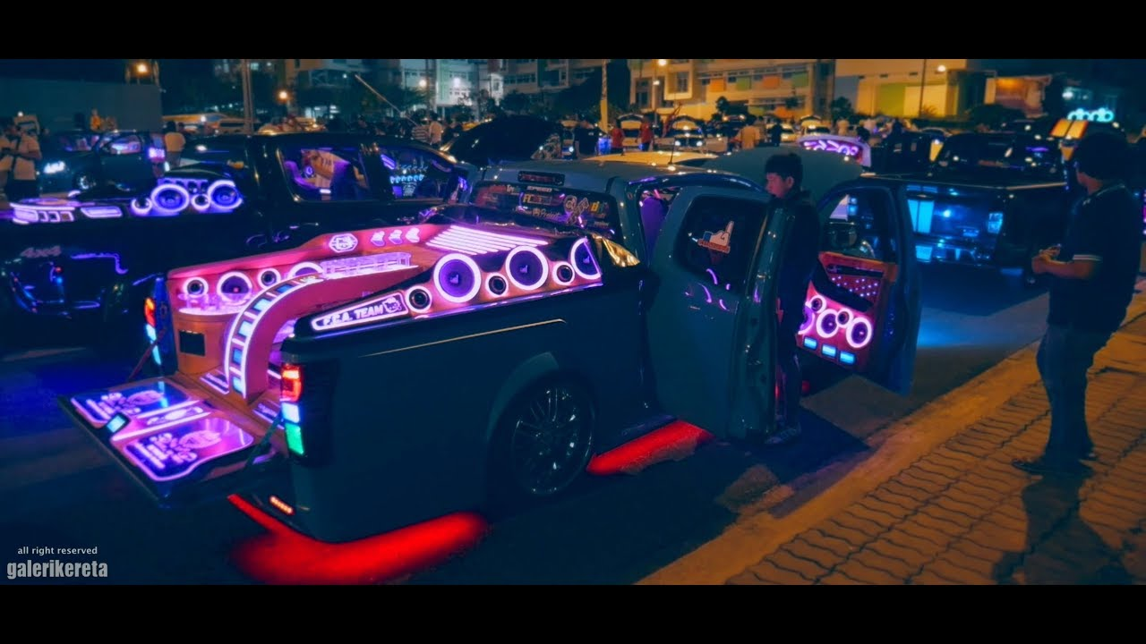 Download REAL Thailand VIP and AUDIO Cars Show Scene - MUST WATCH!