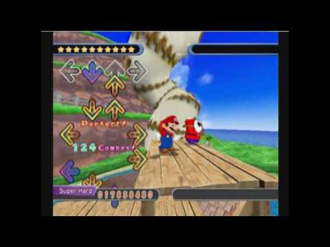 Dance Dance Revolution: Mario Mix- Jump, Jump, Jump!- A- PERFECT COMBO- [HD]