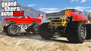 GTA 5 Roleplay - DOJ 14 - Monster Truck Madness
