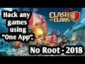 How to Hack Any Android Games Without Root - 2018