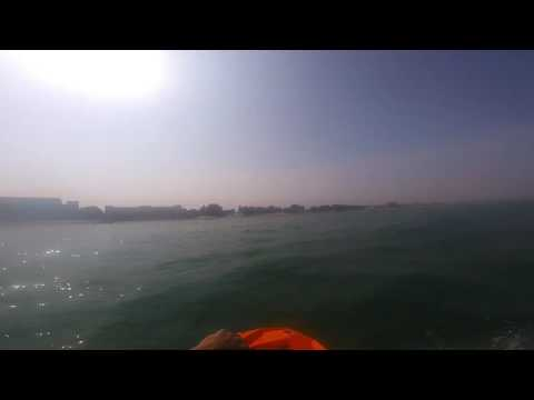 Jet Ski Fun With GoPro Hero 4 Session/Head Strap