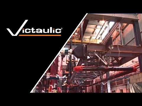 Victaulic Seismic Test – 8 inch/200 mm Pass Earthquake Simulation