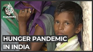 COVID-19 outbreak is worsening malnutrition in India