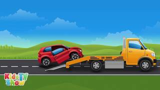 fun trucks for kids