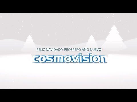 Tarjeta de Navidad Canal Cosmovisión 2017