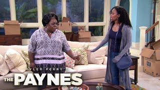 Ella Tries to Convince Nyla to Stay | Tyler Perry's The Paynes | Oprah Winfrey Network