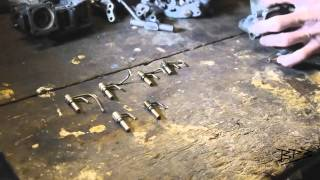 видео Регулировка карбюратора Солекс на ВАЗ 21213