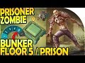 PRISONER ZOMBIE BOSS at BUNKER FLOOR 5 / PRISON - SGT. KOWALSKI - Last Day on Earth Survival 1.9.7