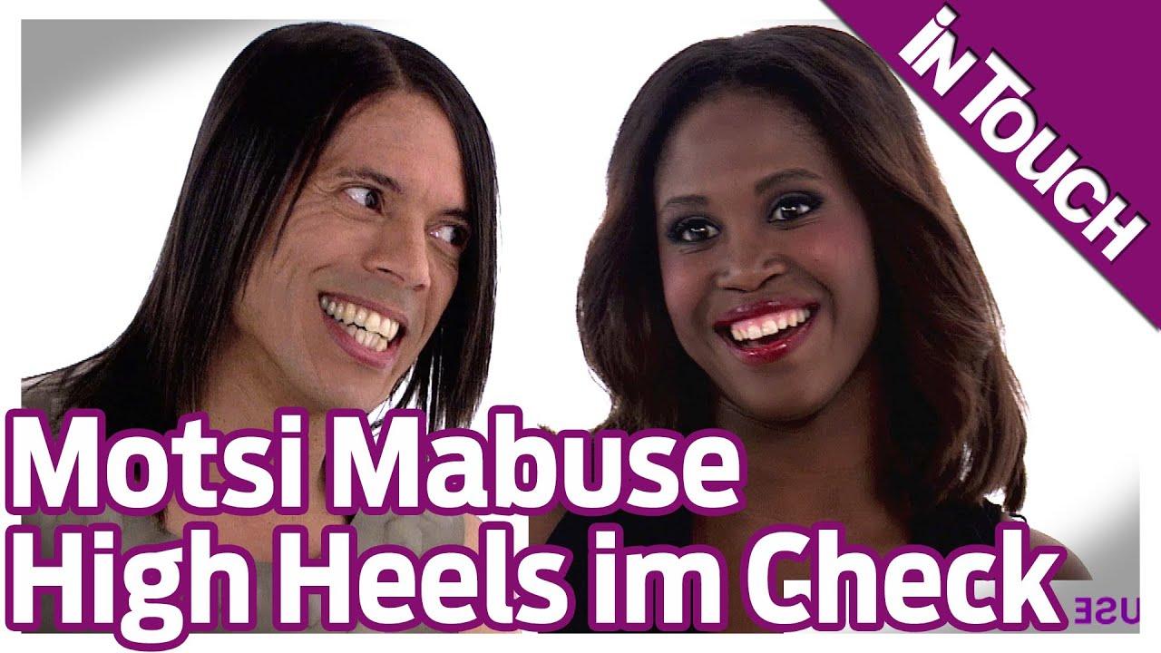 Motsi Mabuse: Im Lady Gaga High Heels Check YouTube