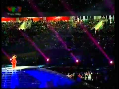 26th Sea Games 2011 | Closing Ceremony | Zaneta Naomi - One day in your life