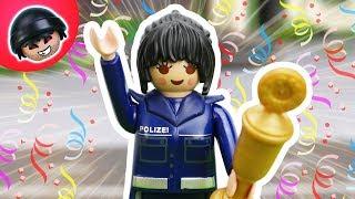 KARLCHEN KNACK #51 - Martina, die Heldin! - Playmobil Polizei Film