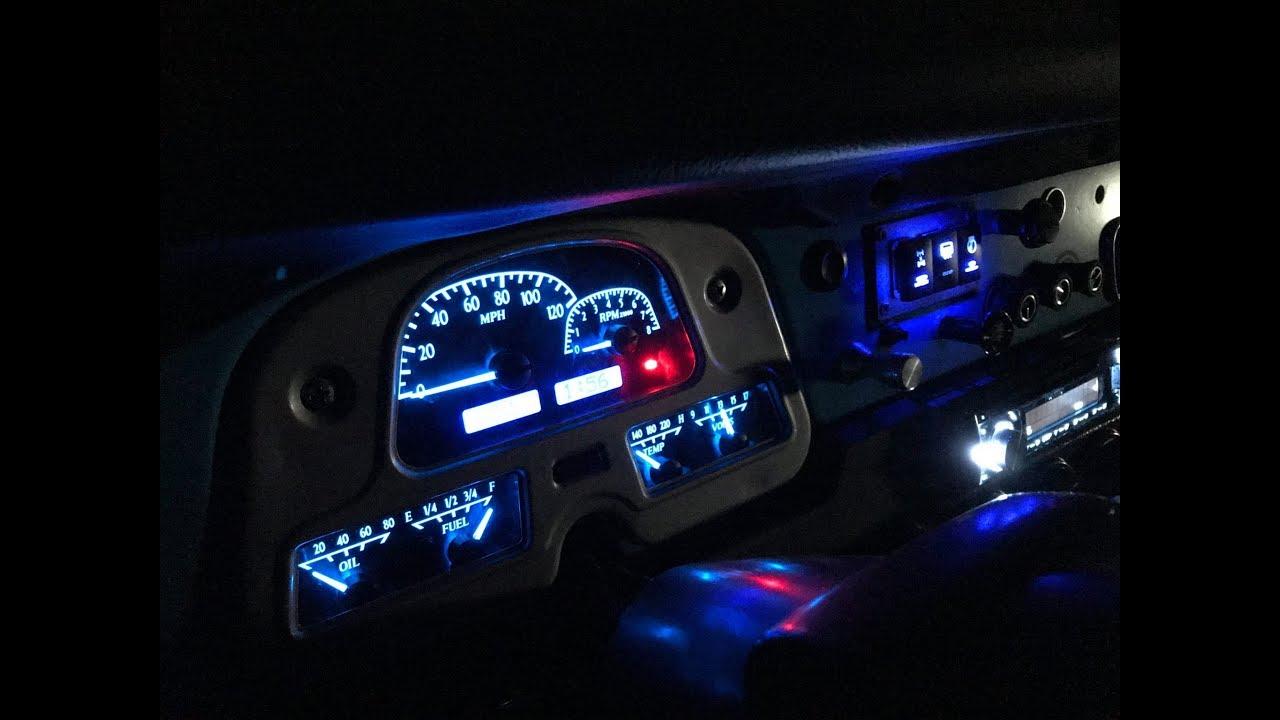 Toyota Fj40 D-4D Turbo Diesel