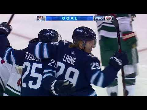 Minnesota Wild vs Winnipeg Jets - April 13, 2018 | Game Highlights | NHL 2017/18
