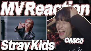 eng) Stray Kids 'Back Door' MV Reaction | 스트레이 키즈 백도어 뮤직비디오 리액션 | Fanboy Moments | J2N VLog