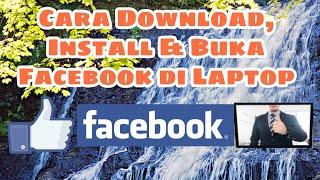 Cara download & install aplikasi facebook di Laptop screenshot 5