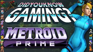 Metroid Prime - Did You Know Gaming? Feat. WallyTheLegend