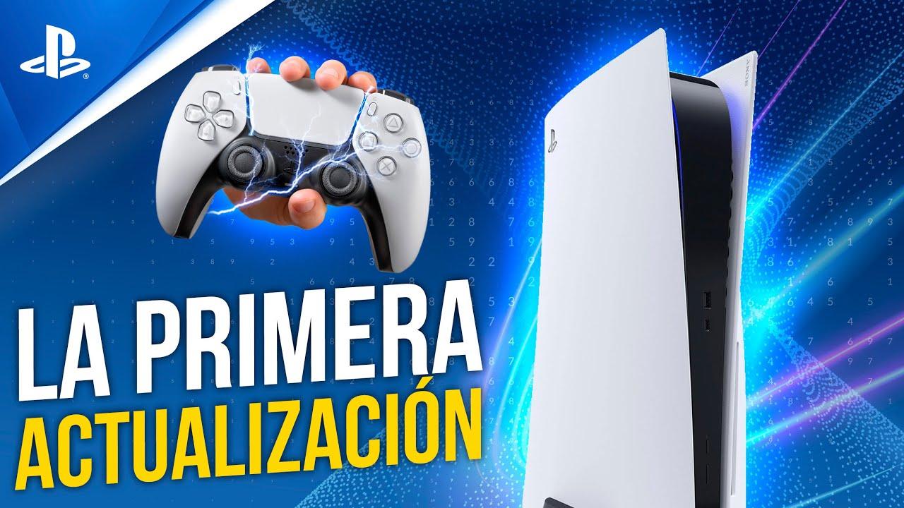 ¿Cómo AUMENTAR el almacenamiento de PlayStation 5? - Primera ACTUALIZACIÓN PS5 | PlayStation España