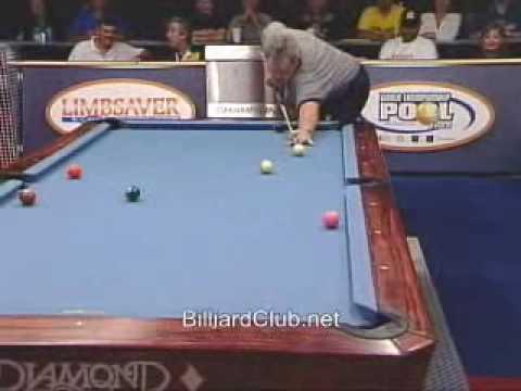 Pro Billiards - 2003 US Open 9-Ball Champ: Hall v McCready