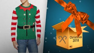 Up To 25% Off Men Christmas Jumpers / Countdown To Christmas Sale! | Christmas Sale Guide