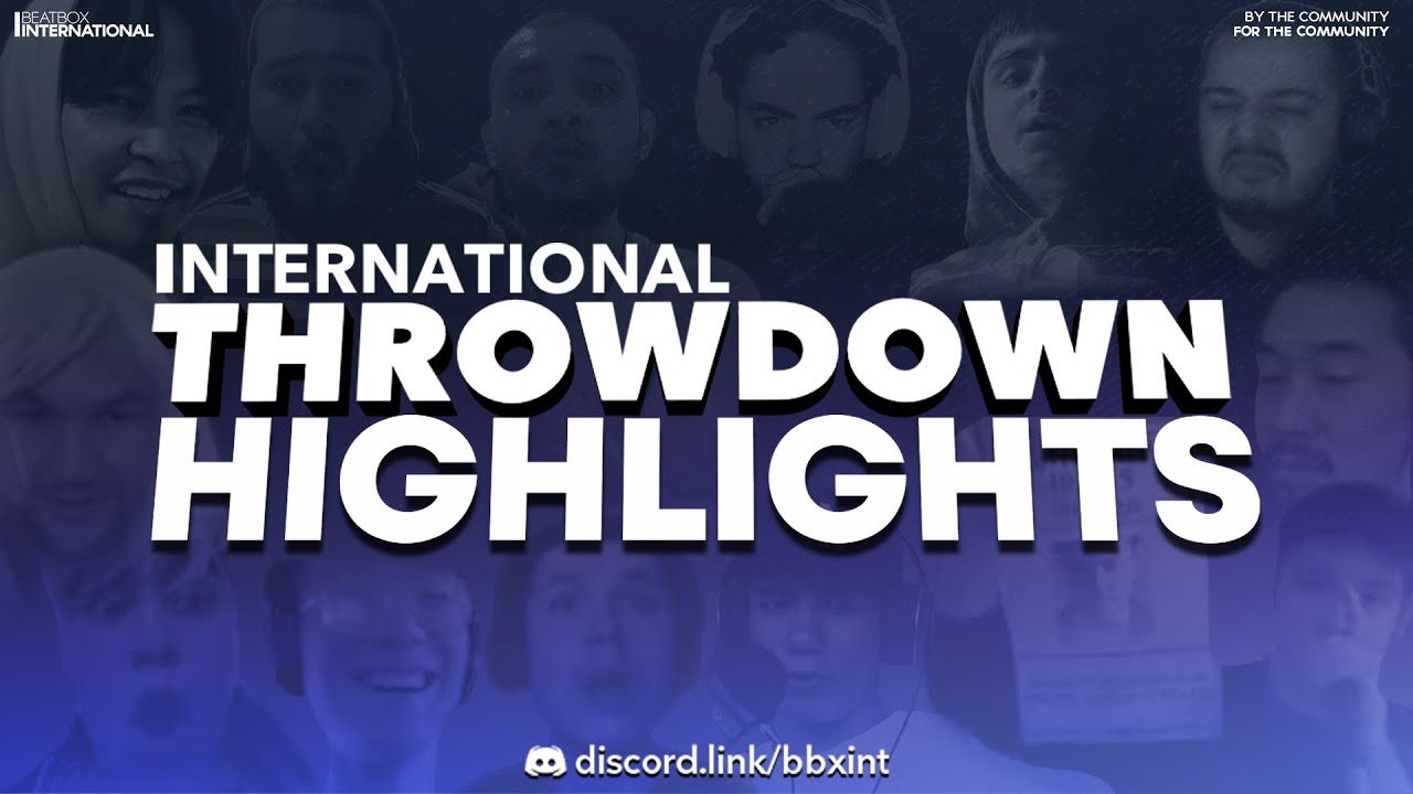 HIGHLIGHTS | International Throwdown 🌐