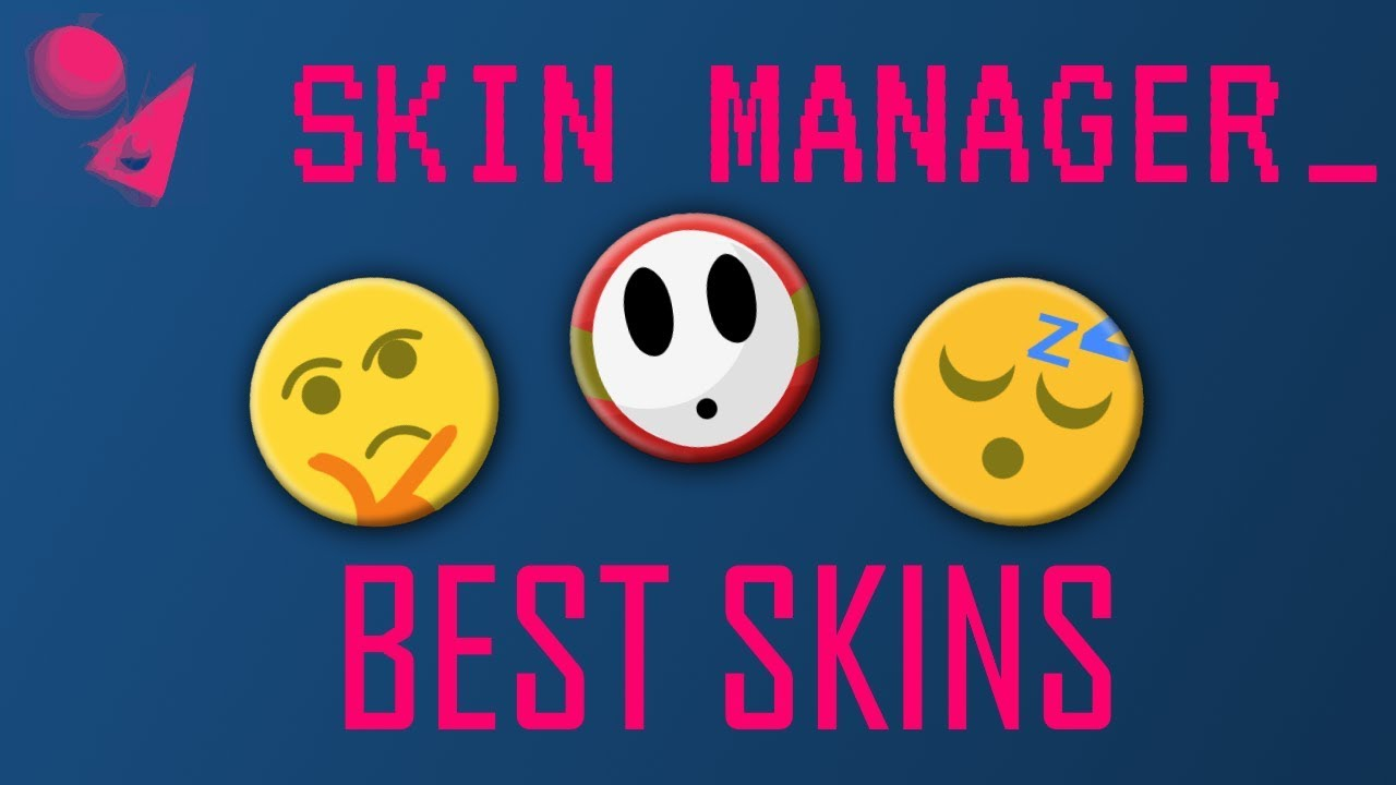 Bonk Leagues Skin Manager