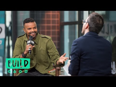 Don't Give Eka Darville Spoilers!