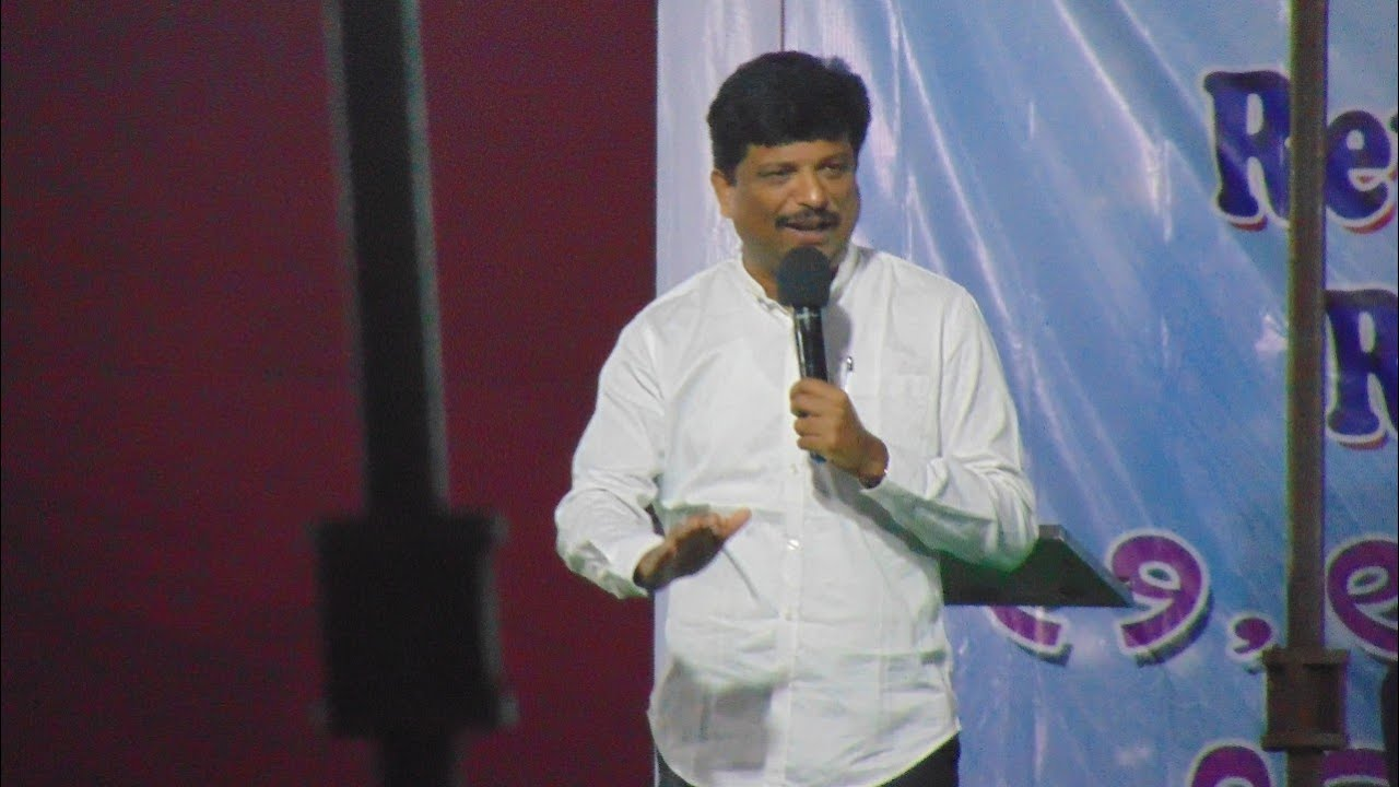 Rev Shaji Varghese ( Delhi )   // Hindi to Odia Christian message //